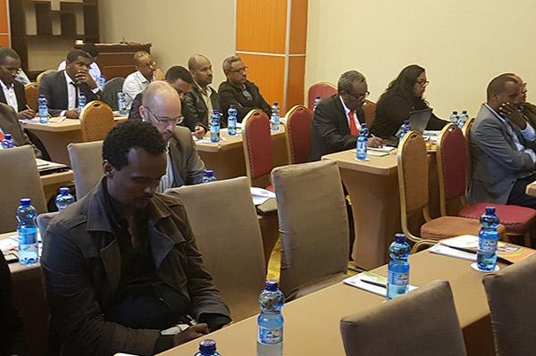Ethiopia 2017 Information Workshop