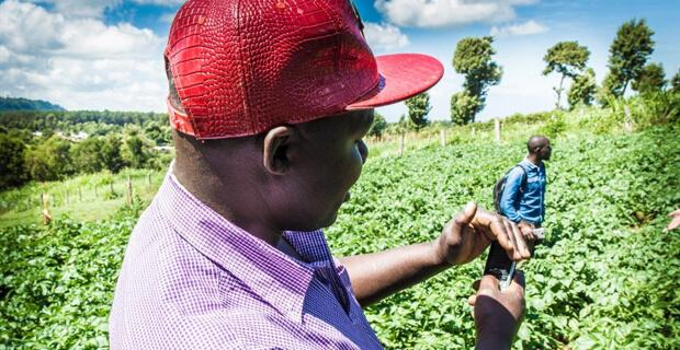 USD 1 million for Kenyan farmers Agri-Wallet project | Fund